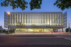 Billings Public Library | Architect Magazine | Will Bruder Architects, O2 Architects, Billings, Montana, Community, Cultural, Education, 2016 AIA/ALA Library Building Awards