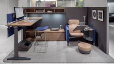 "Steelcase | ""the new"" private office"