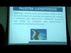 Palestra SEBRAE: Lucratividade - YouTube