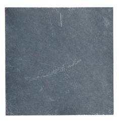 Rustic Slate Black Floor Tiles