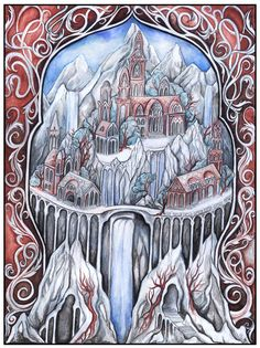 Rivendell by jankolas on DeviantArt