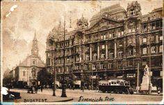 Budapest, Ferenciek tere 2.