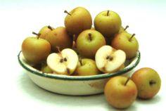 Miniature Apple Bowl - OOAK Handmade | eBay
