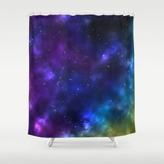 Space+Shower+Curtain+by+Yespo+Designs+-+$68.00