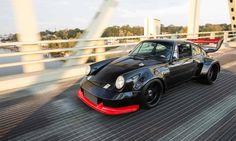 Mjølner: En Porsche 930 fra 1986 med over 600 hestekræfter