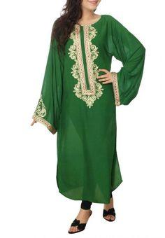 go green full length shirt