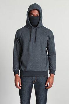 Kato Ninja Hoodie - Arsnl - Sweatshirts : JackThreads