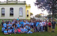 Grupo Escoteiro Iguaçu 43º SC Porto União: Dia do Escoteiro 2014
