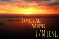 I am love, I am Loved, I am loving. let's see how you show up. And let's see how it goes. Feeling Loved, How Are You Feeling, 21 Day Meditation, Stages Of Love, Affirmation Of The Day, General Quotes, Love Thoughts, The Better Man Project, Life Challenges