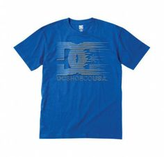 Camiseta DC Shoes Men's Slicer Tee Mazarine Blue #DC Shoes#Camiseta