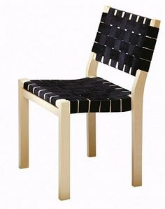 Chair 611 Alvar Aalto (1929) Artek #chair