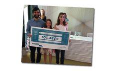 """""""Marcas contra el cáncer"""" ha recaudado 120.000 euros destinados a investigar. Han premiado el Hospital Niño Jesús y el Laboratorio de Dianas Terapéuticas."""