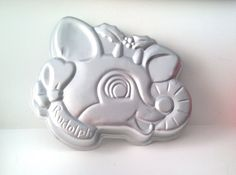 1981 Wilton Rudolph the Red-Nosed Reindeer Cake Pan on Etsy, $11.00