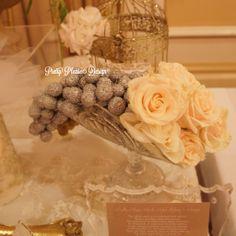 Pretty Please Design says i do! #idobridalevent #àlacartesofrehaghddesign #sofrehaghd #styling #persianwedding #ceremonyspread
