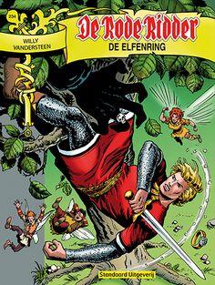 Als bij toeval komt Johan de Rode Ridder terecht in de wereld van de elfen. Maar is het wel toeval?