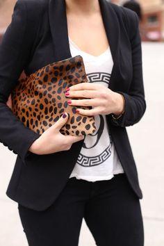 clare vivier leopard