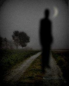 'Der Schattenmann - Shadowman' von mimulux bei artflakes.com als Poster oder Kunstdruck $16.63
