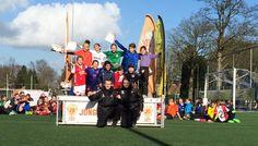 Jonger Oranje en Telstar VVNH zoeken vrouwelijke voetbaltalenten