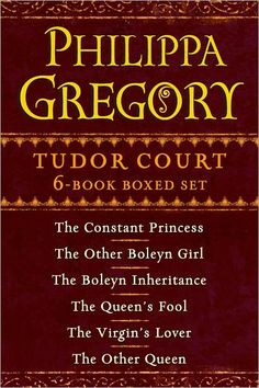 Philippa Gregory's Tudor Court