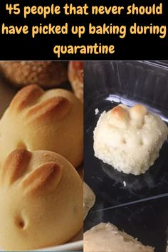 Being on quarantine means having a lot of time to try out new things. For some people, it's an opportunity to try out their skills in baking. While some have succeeded, others didn't experience much luck. From burnt cakes to odd-looking cookies, here are some of the worst quarantine baking fails.