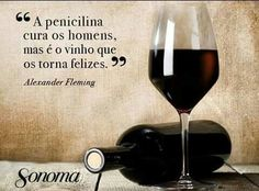 Vinho                                                                                                                                                      Mais Wine Quotes, At Home Workout Plan, In Vino Veritas, Just Giving, Life Goes On, Wine Recipes, Red Wine, Decir No, Alcoholic Drinks