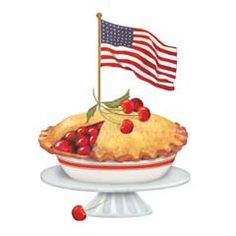 """Cherry Pie""-Mary Lake Thompson"