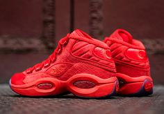 4c6a8546241 Teyana Taylor s Bold Reebok Question Collaboration Releases This Friday -  SneakerNews.com