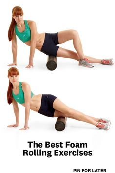7 Foam Rolling Exercises Your Body Is Begging You To Do Health Clear Skin Health Remedies Health Tips Health For women Health Natural Health Tips Ace Fitness, Fitness Goals, Fitness Tips, Fitness Exercises, Body Exercises, Flexibility Exercises, Stretching Exercises, Wellness Fitness, Foam Roller Exercises