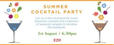 TRILL ORGANIC FARM SUMMER COCKTAIL PARTY http://www.organicholidays.co.uk/at/2808.htm