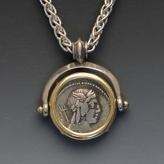 Product Details: ID10643 - Erez Ancient Coin Jewelry - ownapieceofhistory.biz