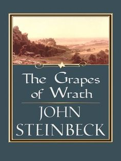 An analysis of the role of christianity in the grapes of wrath by john steinbeck