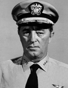 "Robert Mitchum in ""Midway"""