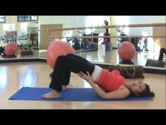 POP Pilates: Legs and Thighs Workout (Full 10 min) Pilates Video