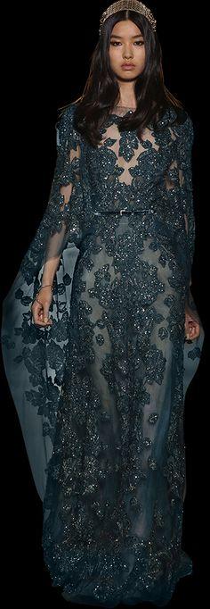 ELIE SAAB - Haute Couture - Autunno Inverno 2015-2016