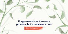 #forgiveness
