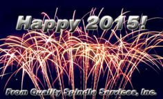 Happy New Year from your friends at QSS!
