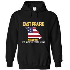 EAST PRAIRIE It's Where My Story Begins T-Shirts, Hoodies. BUY IT NOW ==►…