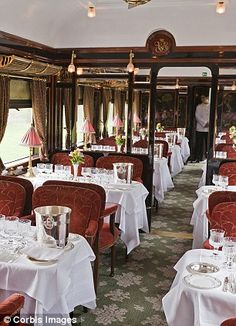 1/28/2014 - Article: Orient Express Train From Paris to Istanbul To Be Relaunched By French Rail Firm SNCF