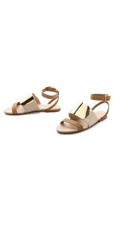 See by Chloe Banded Flat Sandals | SHOPBOP