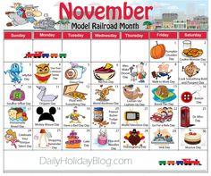 november holidays calendar free download daily holiday blog