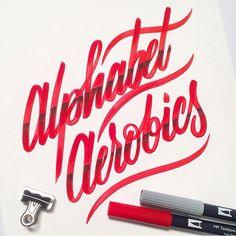 Alphabet Aerobics | Tim Bontan