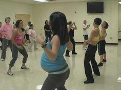 Salsa Ksino en Línea: Bailar estando embarazada, ¿es posible?