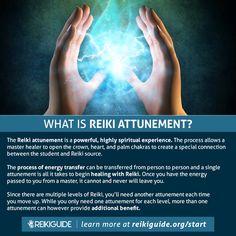 The Reiki Attunement Process Explained [via Reiki Guide]