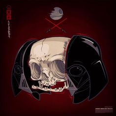 Vader by @clog_two for #SWDJKT