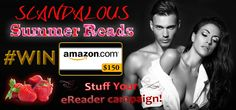 Scandalous Summer Reads $150 Amazon GC GIVEAWAY! #WIN  http://christinamandara.com/giveaways/scandalous-summer-reads-150-amazon-gc-giveaway-win/?lucky=2479