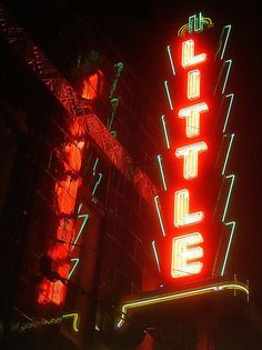 The Little Theatre, Rochester, NY.