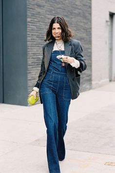 Leandra Medine aka The Man Repeller, NYC, February 2013 | Vanessa Jackman | New York Fashion Week AW 2013