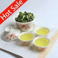Alta qualidade 4 pçs/set porcelana conjuntos de chá azul e branco chá de porcelana gaiwan bule de chá set para viagem frete grátis(China (Mainland))