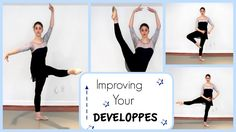Improving Your Developpes | Kathryn Morgan