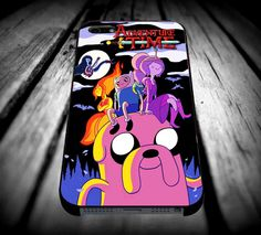 Adventure Time for iPhone 4/4s/5/5s/5c/6/6 Plus Case, Samsung Galaxy S3/S4/S5/Note 3/4 Case, iPod 4/5 Case, HtC One M7 M8 and Nexus Case ***
